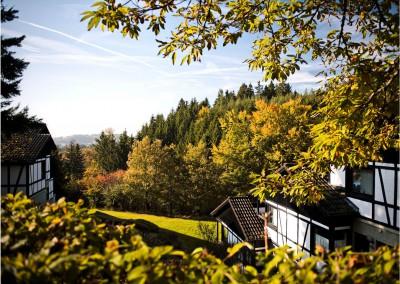 Grafenwald - Aussicht
